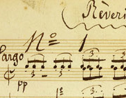 Play the annotated interactive score, find the idée fixe.
