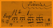 Play the annotated interactive score, find the idée fixe